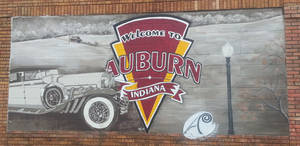 Welcome to Auburn, Indiana