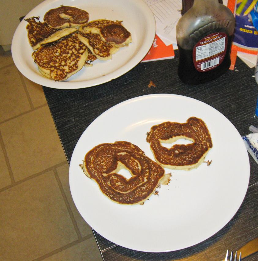 Holy Pancakes Batman