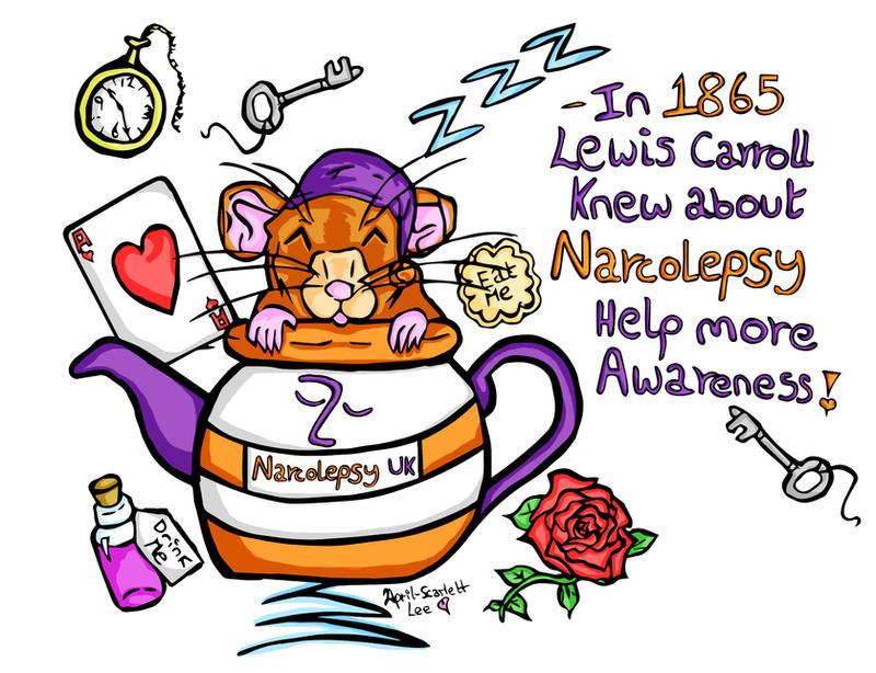 NARCOLEPSY UK DORMOUSE by Apey-Sleep
