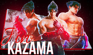 Signature - Jin Kazama
