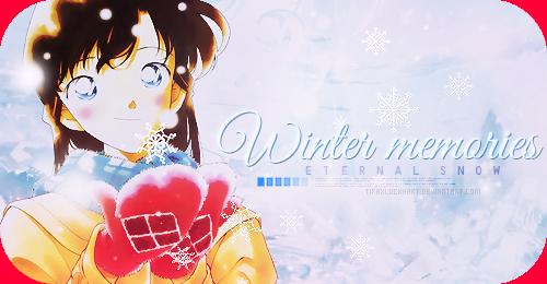 Winter memories by TifaxLockhart