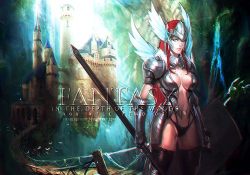 Fantasy by TifaxLockhart