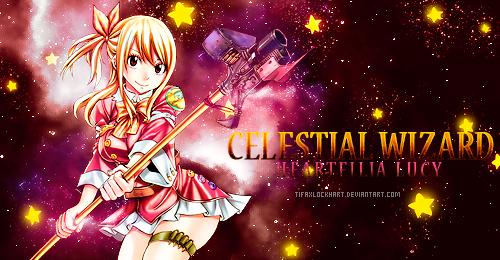 Celestial Wizar by TifaxLockhart