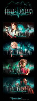 Final Fantasy VII REMAKE - Heros reborn by TifaxxLockhart