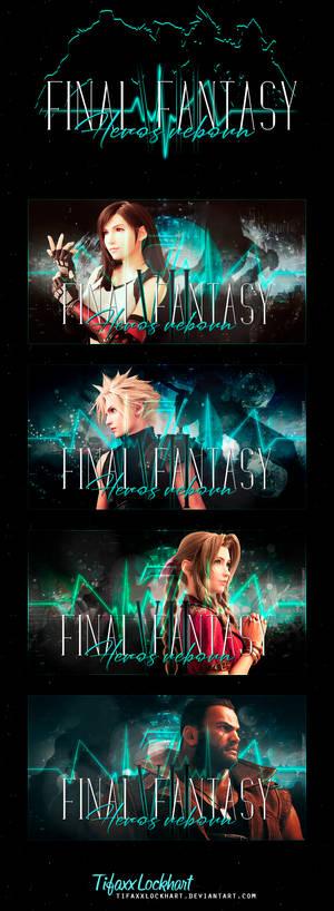 Final Fantasy VII REMAKE - Heros reborn