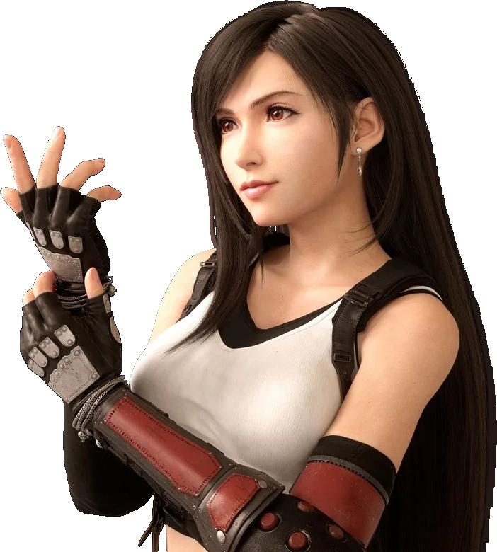 Final Fantasy VII Remake - Tifa Lockhart [CUT] by