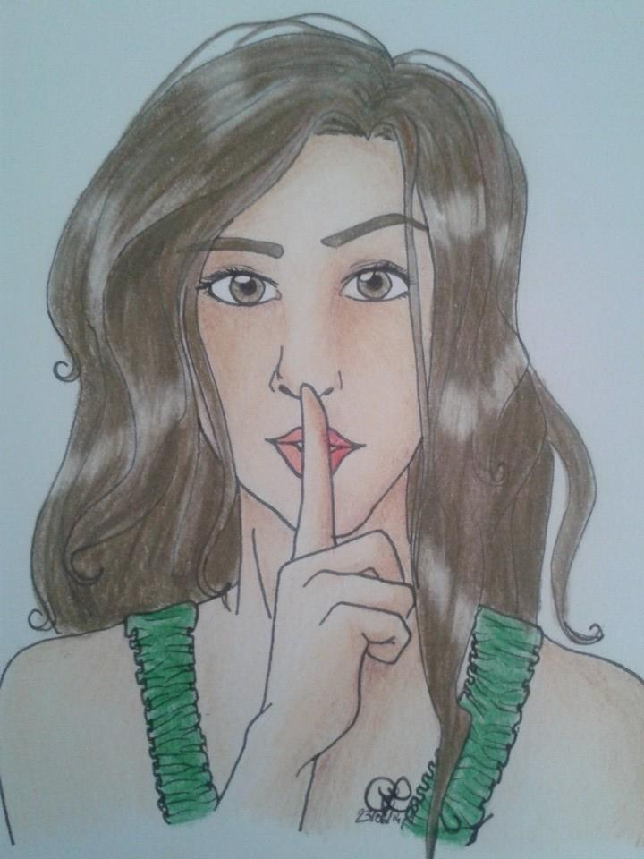 Silence by EridiaErin