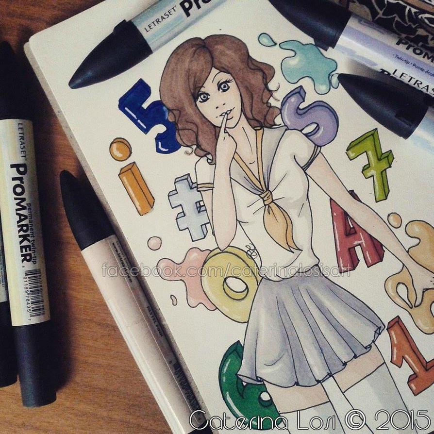 School by EridiaErin