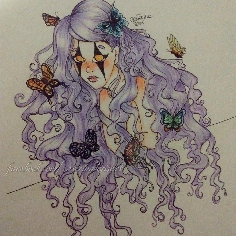 Butterflies 2.0 by EridiaErin