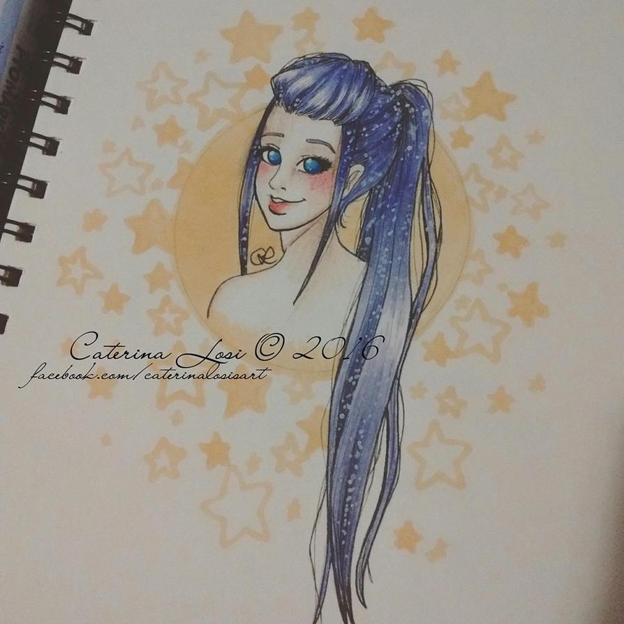 Lady Star by EridiaErin