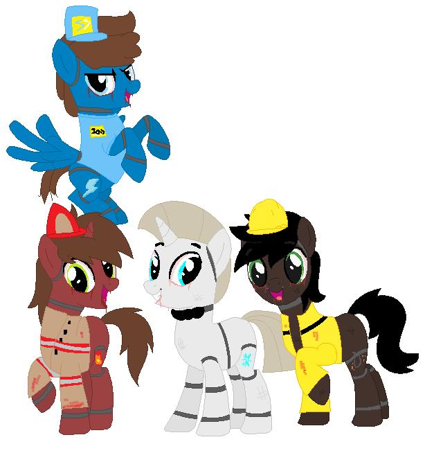 FNAZ: Five Night's at Zane's(pony version) by Zanethepony