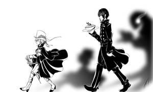 Kuroshitsuji: Eternal Shadow by wavily