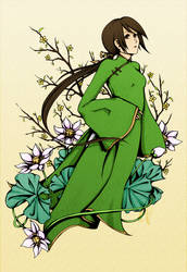 APH: Hoa Mai by wavily