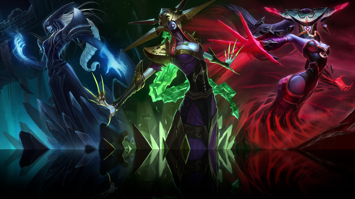 Image Gallery Lissandra Wallpaper