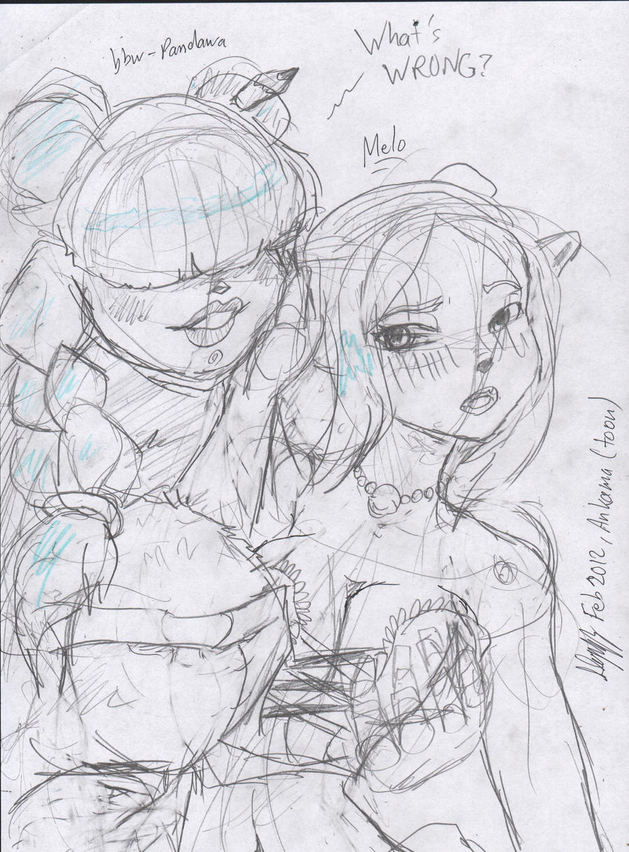 wakfu anime   eca pandawa   melo and the bbw panda by groovechamp slappy d4rxklw New Design Sexy Bras/Nursing Bra/Clubwear/Sexi Girl Wear Bra products, ...