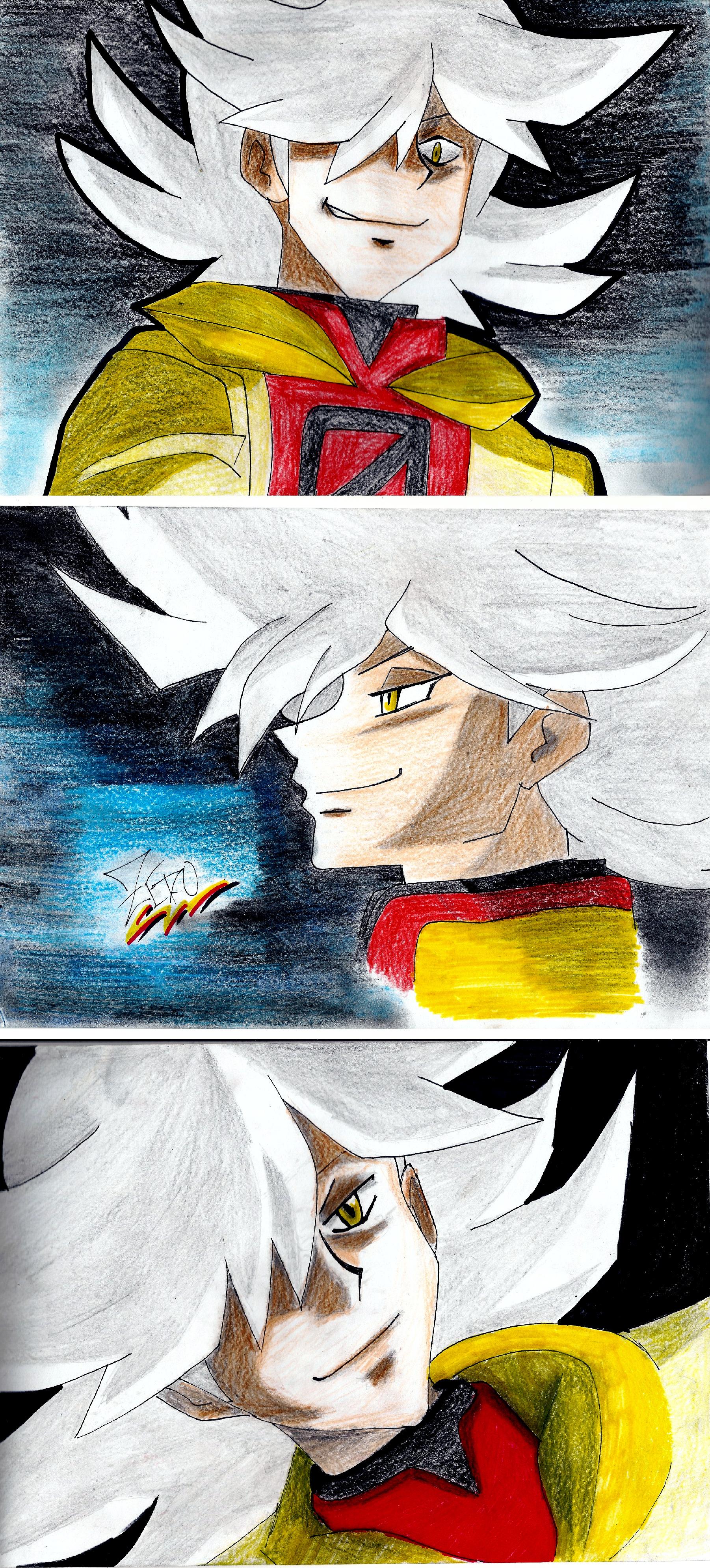 Zero Giratina And The Sky Warrior Pokemon Movie By Reikii 7 On