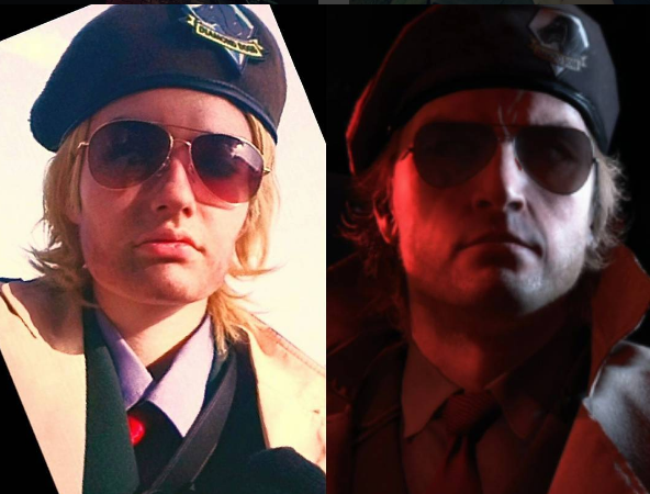 Kazuhira Miller Cosplay Vs Character By Reikii 7 On Deviantart All orders are custom made and most ship worldwide within 24 hours. kazuhira miller cosplay vs character