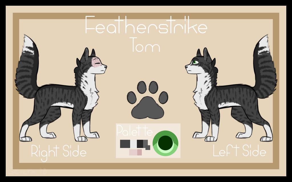 Featherstrike Ref Sheet 2k18 by Jetheart13