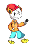 Kami but in fnf style
