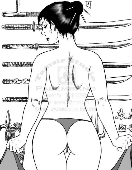 Naoko Hasagawa 2 by ucok-zs