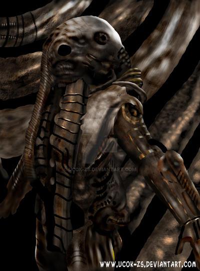 Alien Prometheus 2 by ucok-zs