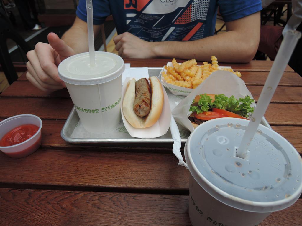 London's food (2) by Pehaife