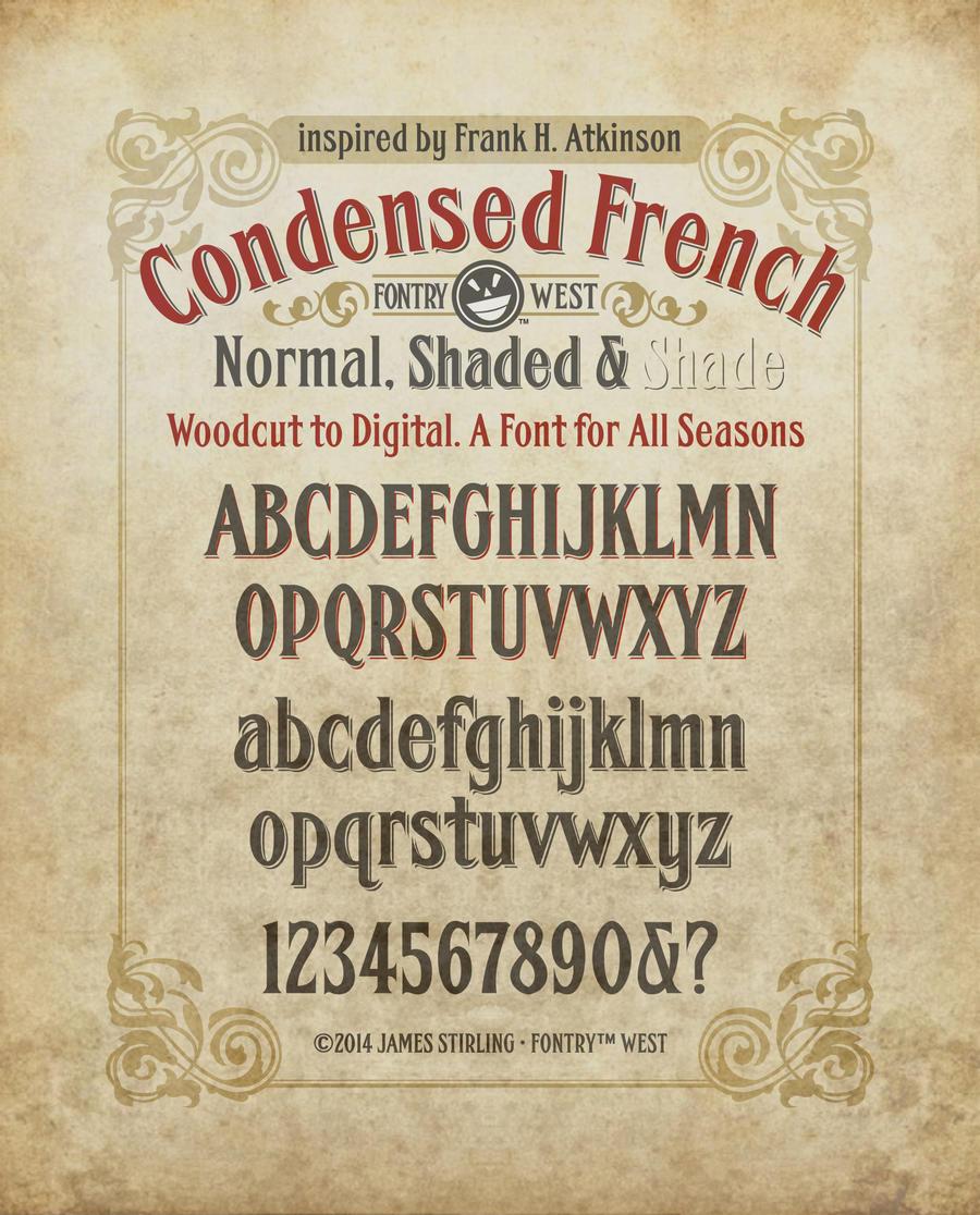 top antique sign fonts - photo #12