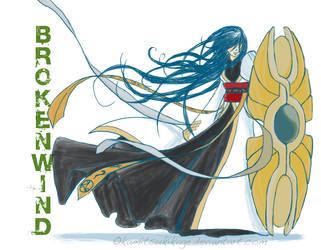 BrokenWind by OkamiTsukikage