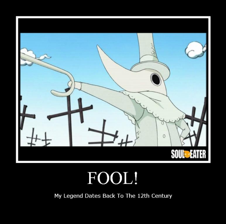 fools soul eater