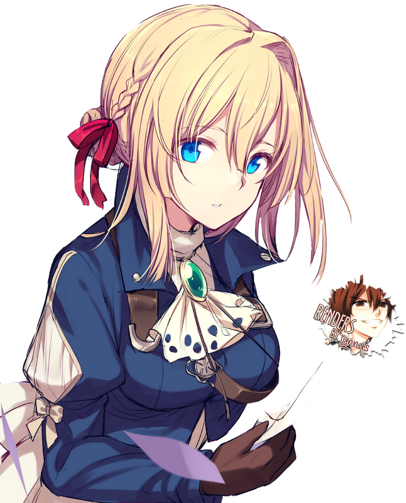Violet Evergarden Fan Art Pictures To Pin On Pinterest