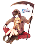 Satsuriku No Tenshi|RENDER #04