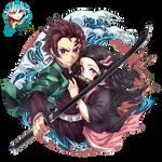 Kimetsu No Yaiba|RENDER #02