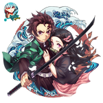 Kimetsu No Yaiba|RENDER #02 by LynnChan07