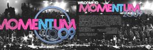 Momentum '09 flyer by brucebah