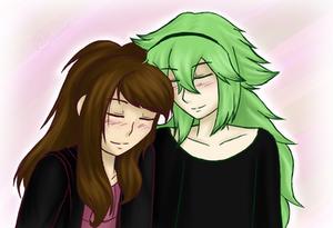 Hilda and Natalie