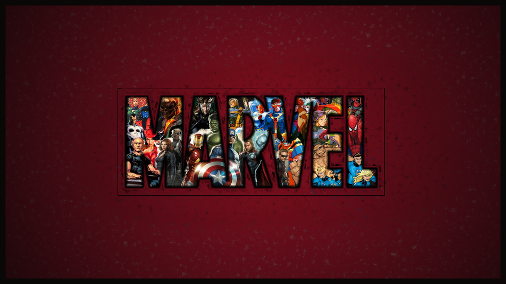 Marvel Wallpaper By The Light Source