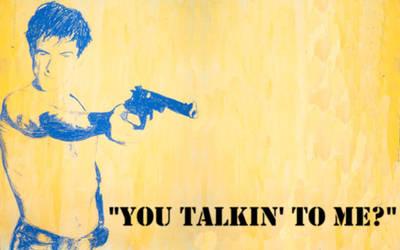 Taxi Driver I - Talkin' to me?
