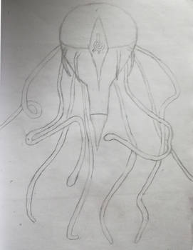Sketches in the Sketchbook 4: Scyphozoa