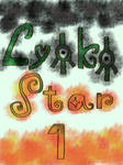 Lyokostar 1 Logo 3/4 Aspect Ratio(old, out of use) by WindySilver