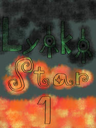 Lyokostar 1 Logo 3/4 Aspect Ratio (new, in use) by WindySilver