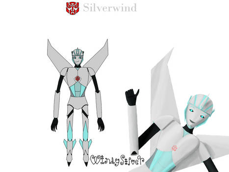 TFP: The Fate's Way OC: Silverwind