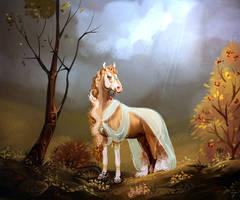 Fairy catoonland by Araxel