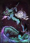 Fairy tail by Araxel