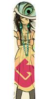 Her Majesty snowboard design