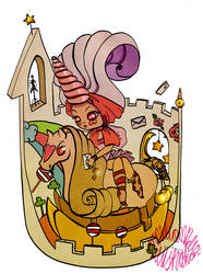 Girlycorn by OhAnneli