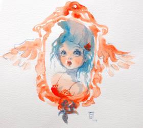 Heavenly Heather by OhAnneli
