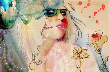 StrayBeast by OhAnneli