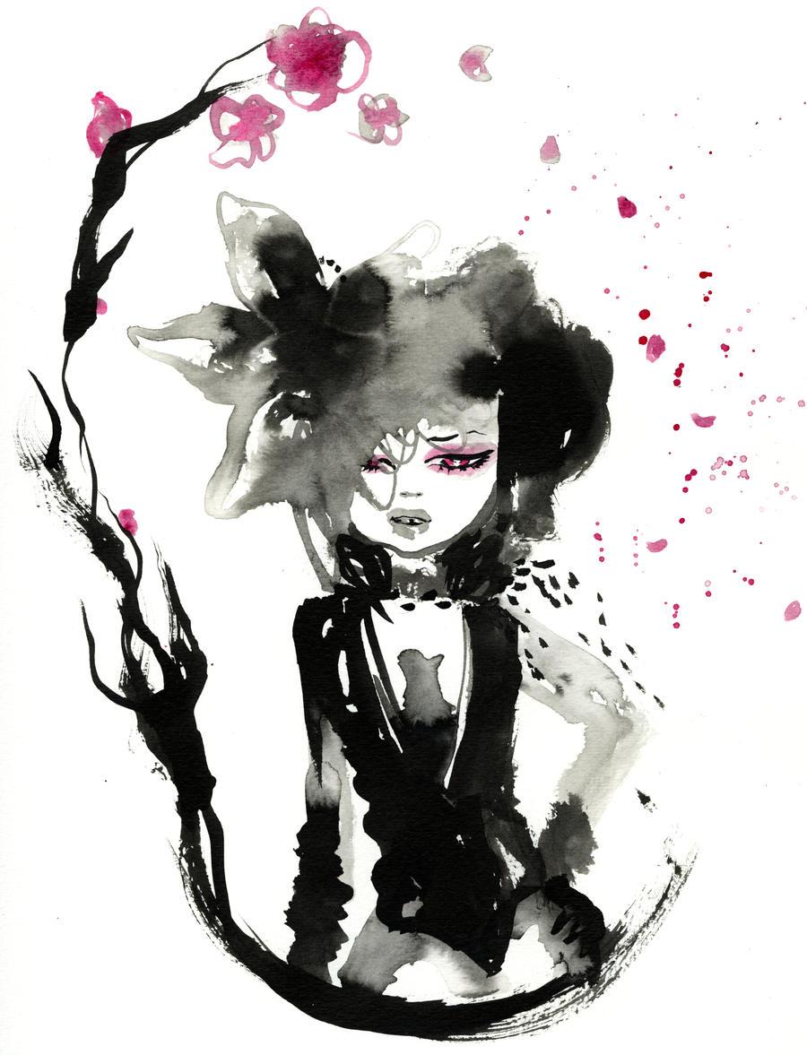 Cheryl by OhAnneli