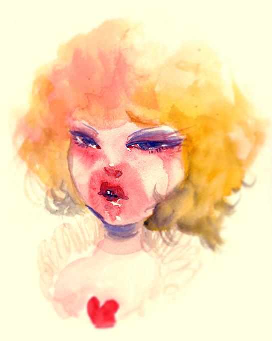 Lovergirl by OhAnneli