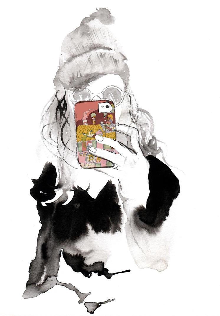 Selfie by OhAnneli